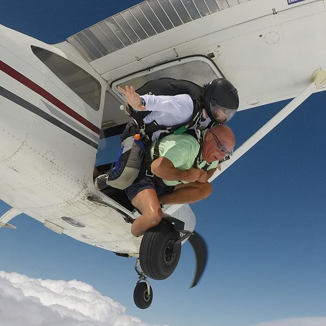 Making dreams a reality every day at ADK! If you have a physical limitation or have been denied the chance to experience skydiving, give us a call! We have the equipment and experience to accommodate many hopeful jumpers with disabilities! #adirondackskydive #jumpwithus #saratoga #livelifetothefullest