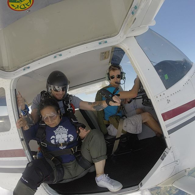 #who is #readyforfun #thrills #excitement #adventure ?  Give us a #call to take the #fall 518-SKYDIVE !
