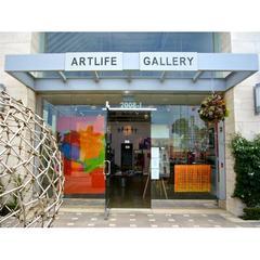 ARTLIFE GALLERY 720 C. S. Allied Way, Plaza El Segundo, El Segundo. CA 90245 (310) 938-2511