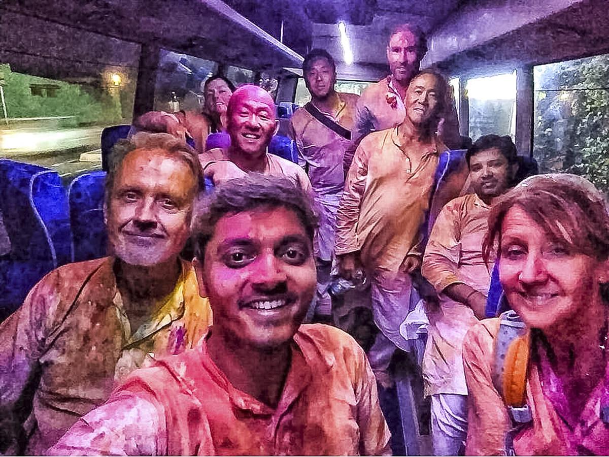 After Holi