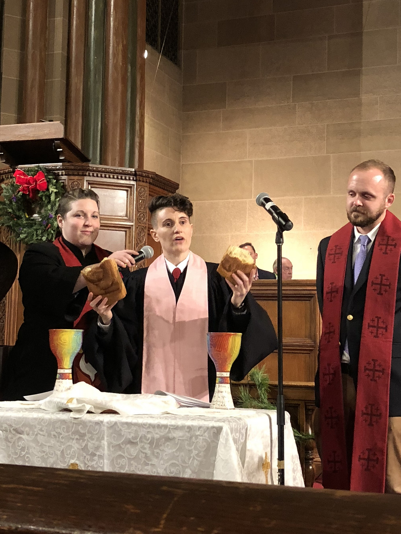 Marty's Ordination!