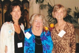 WFED Founding Members: Madeleine Tammi, Stephanie Kresse, Katy Peek