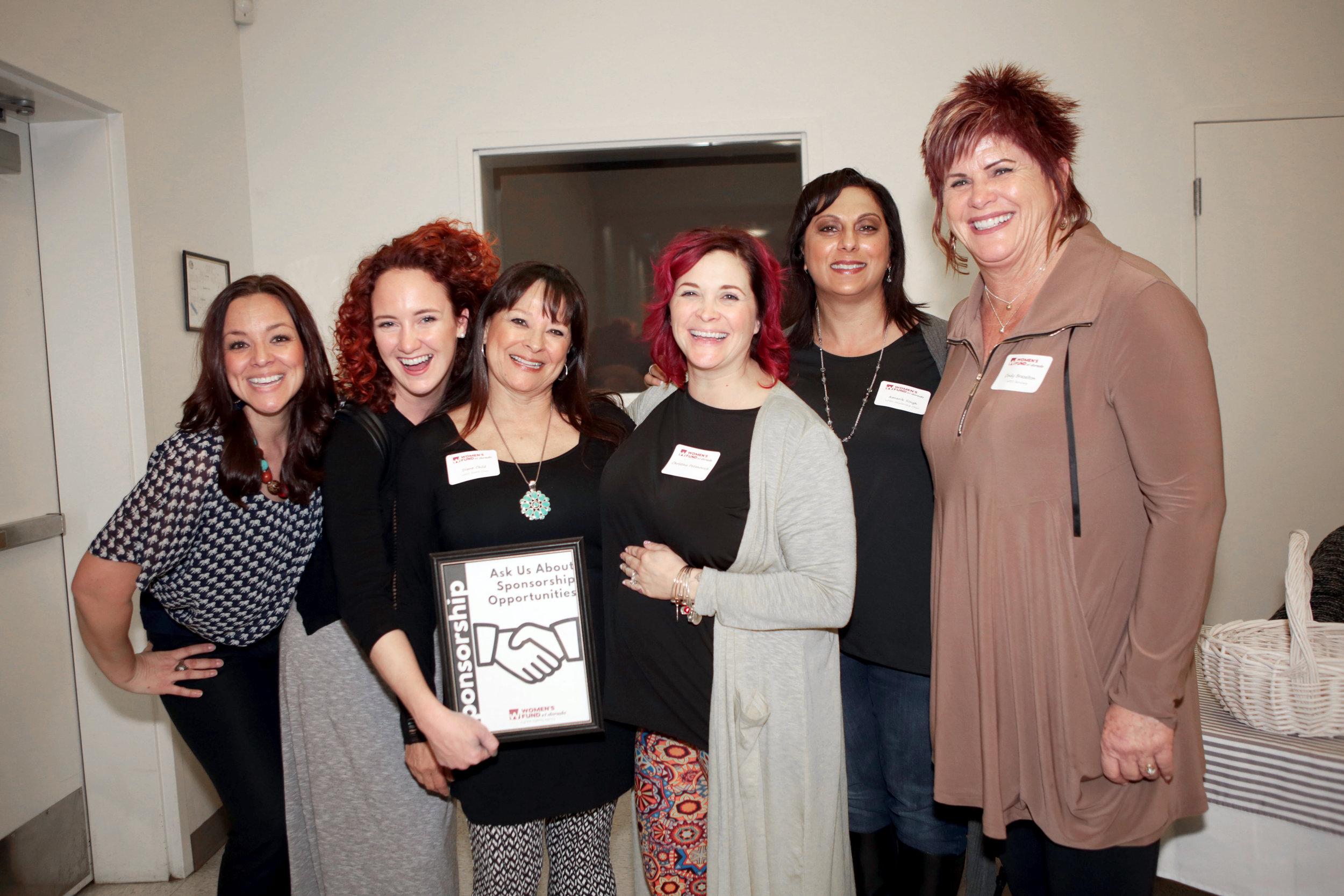 Left to Right: Amy Pooley, Cassie Bigelow, Diane Child, Christina Petanovich, Amarik Singh, Cindy Brazelton .jpg