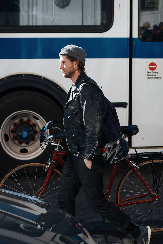 Biker.