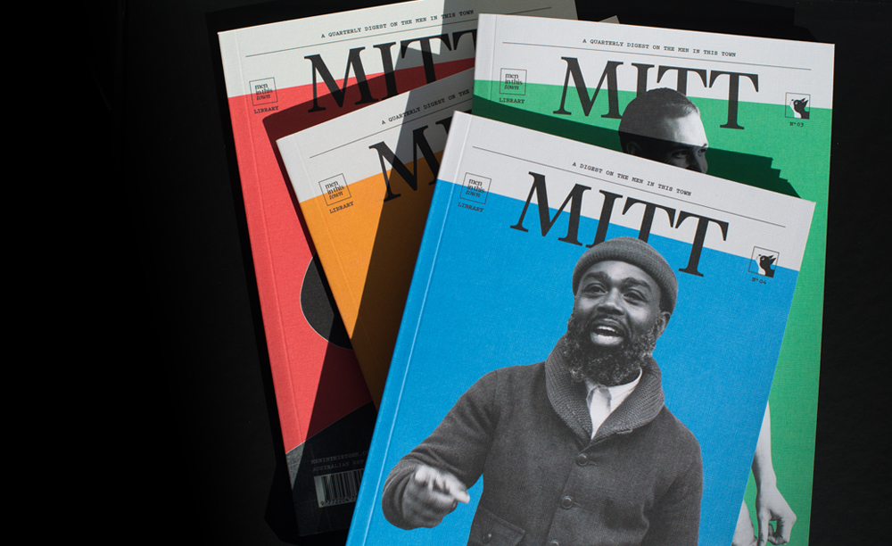 Squad goals? New and back issues of   MITT   available at   The MITT Mrkt.