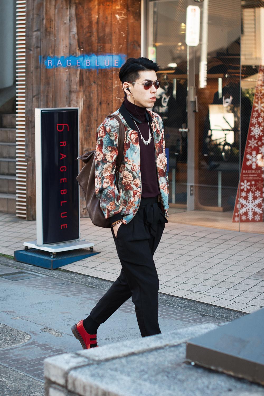 Tokyo bloom.