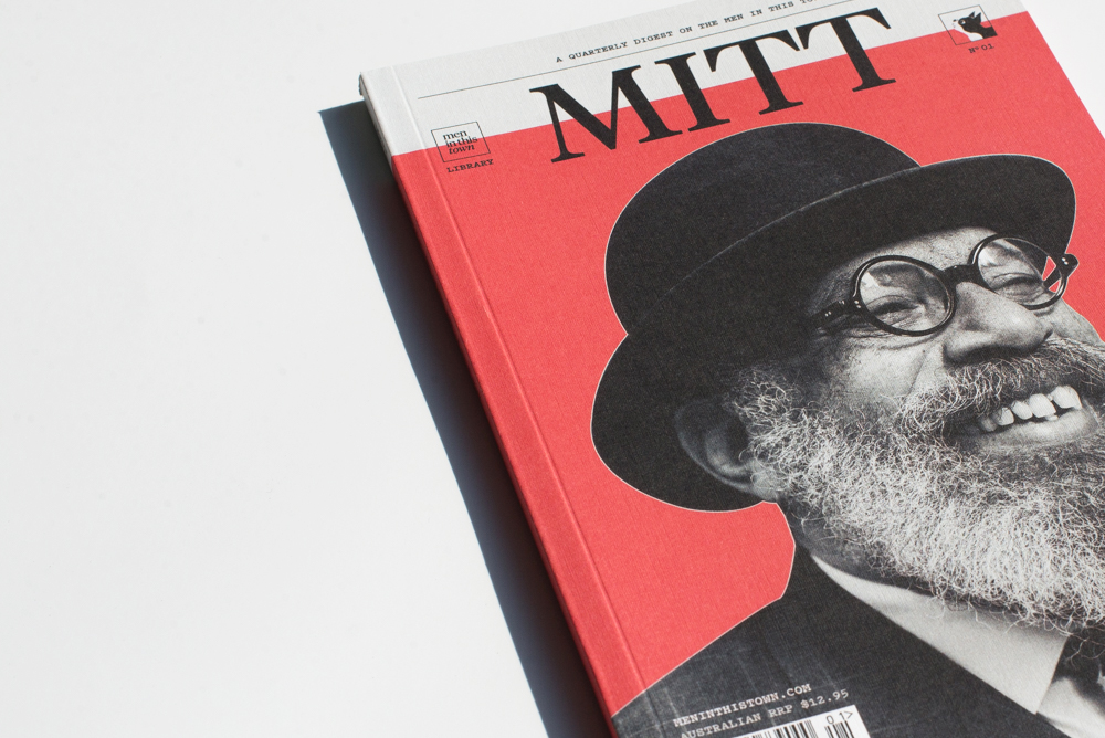 MITT ISSUE 1 ALMOST SOLD OUT   Hard to believe but there are only 21 copies of‪   MITT magazine‬ issue 1   left! The support for this project has been overwhelming and I cannot thank everyone enough! There are 3000 copies floating around the world! If you haven't picked up issue 1 or want to collect all 3 issues, head to   The MITT Mrkt   and get free shipping worldwide!