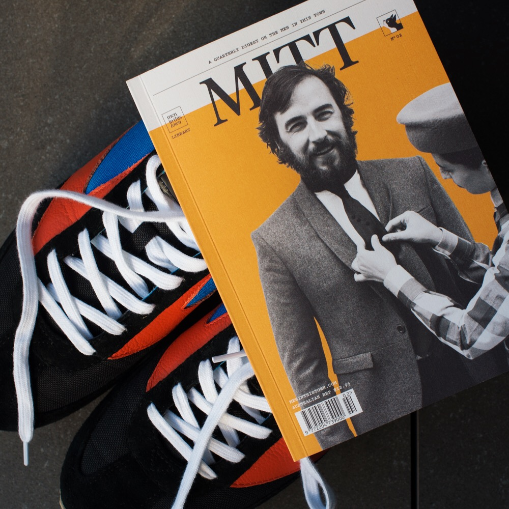 New goods added to   The MITT Mrkt    including pre-orders for    MITT    magazine issue 2,  Brooks  sneakers and much   more  .