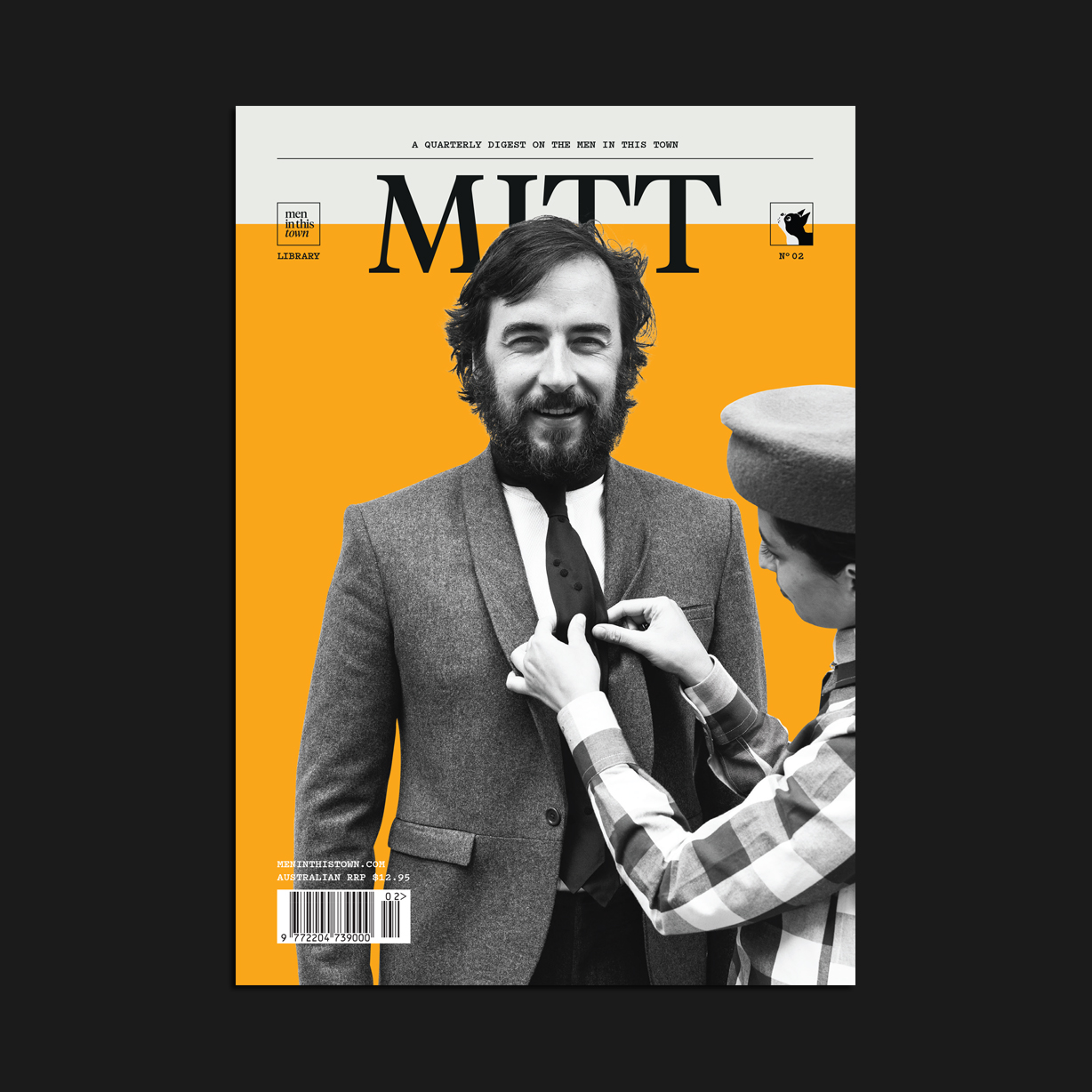 Ladies and gentlemen,  MITT  issue 2 is now available to  pre-order !  After the amazing success of  issue 1 , we're really excited to get our second offering out to you. This issue features some inspiring interviews with creative director of The New Yorker,   Wyatt Mitchell  , our cover stars   Paul Garcia de Oteyza   and   Caterina Paneda   of Sastreria 91 and many  more .  Copies will be available on Australian newsstands from June 11th with international stockists a few weeks later.