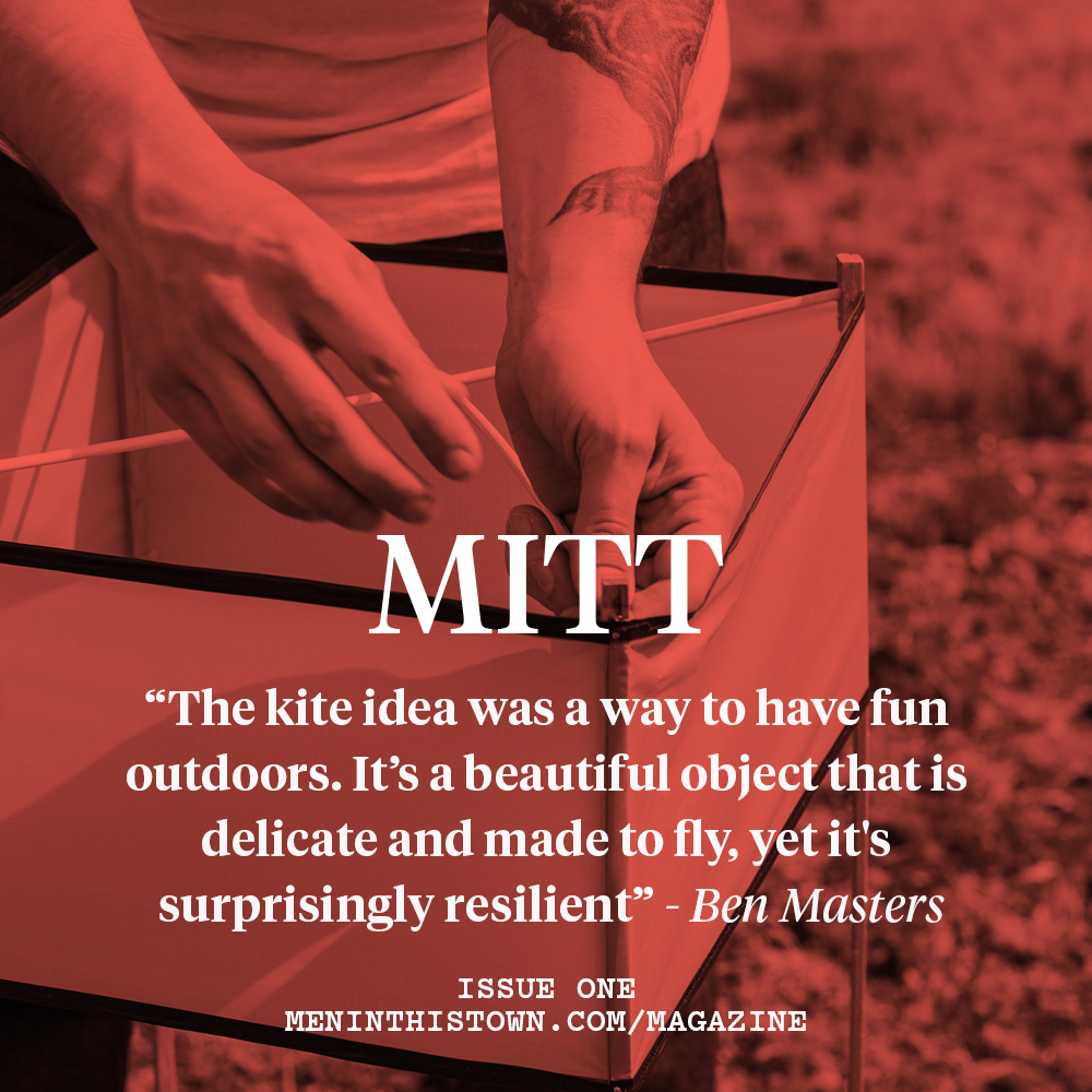 Issue one of  MITT  magazine available  online and on Aussie newsstands today!