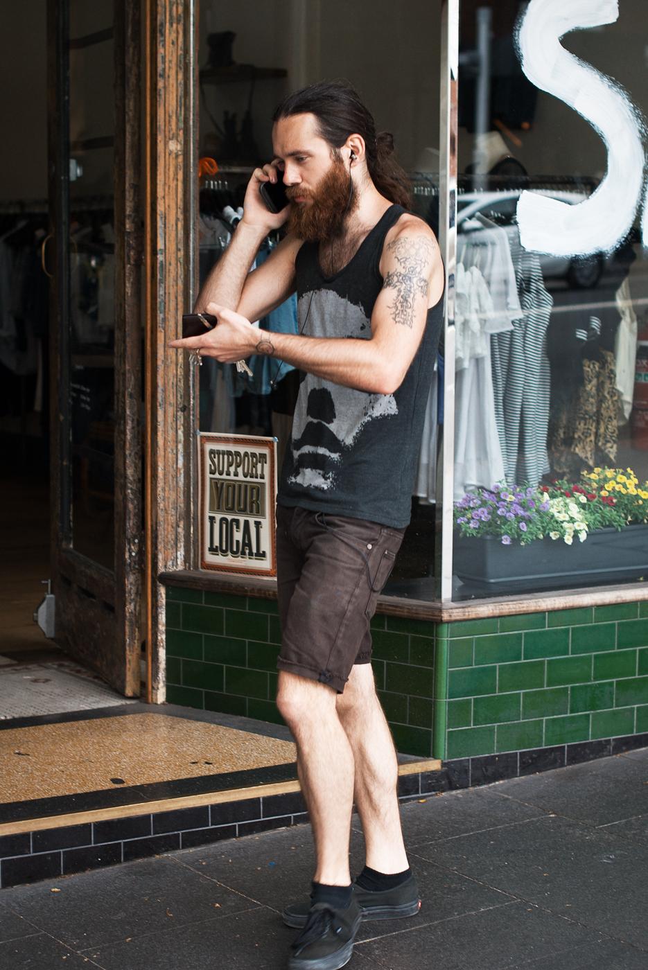 Sleeveless.   Similar look:   St&ard Longline Vest  .