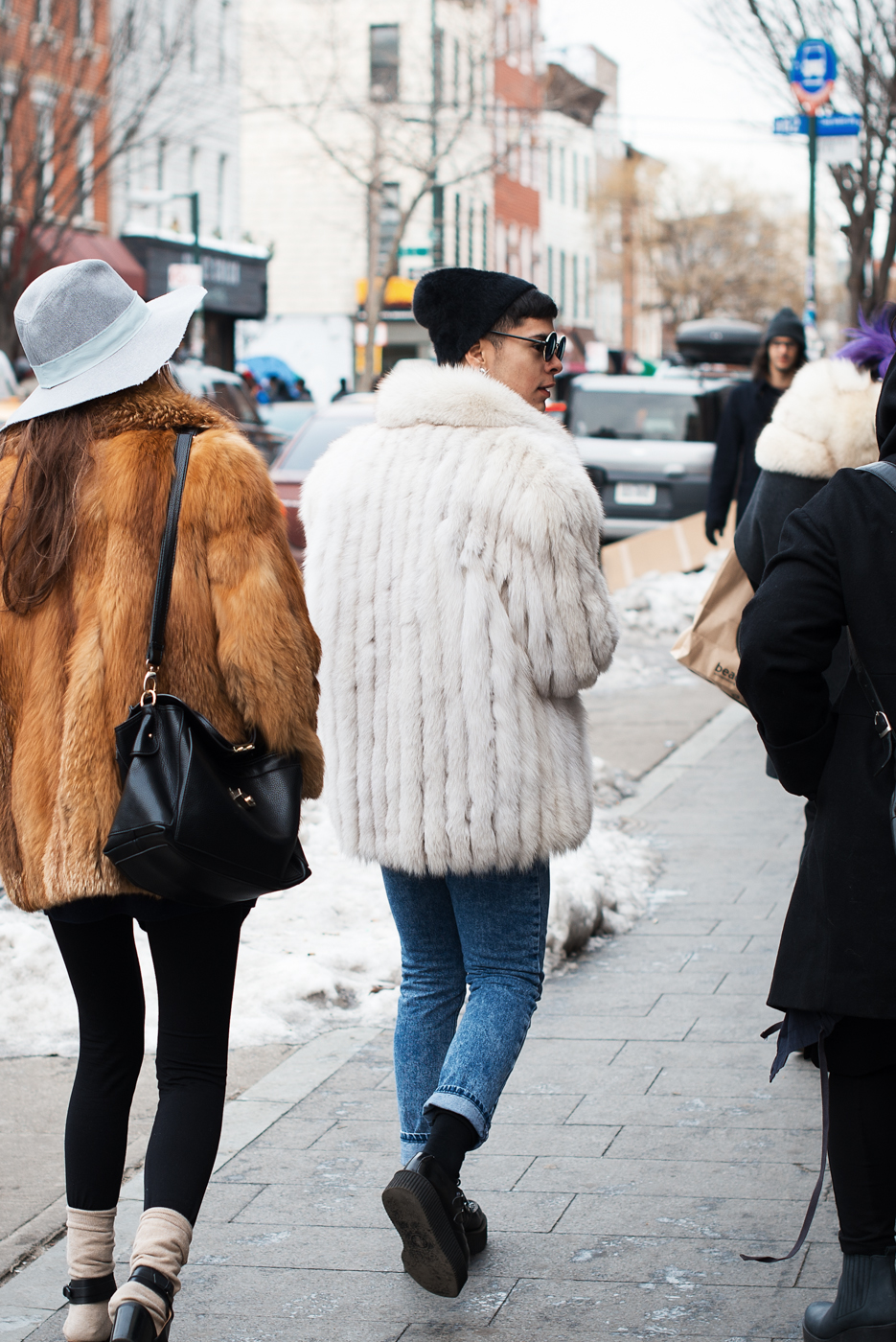 Brooklyn fur.