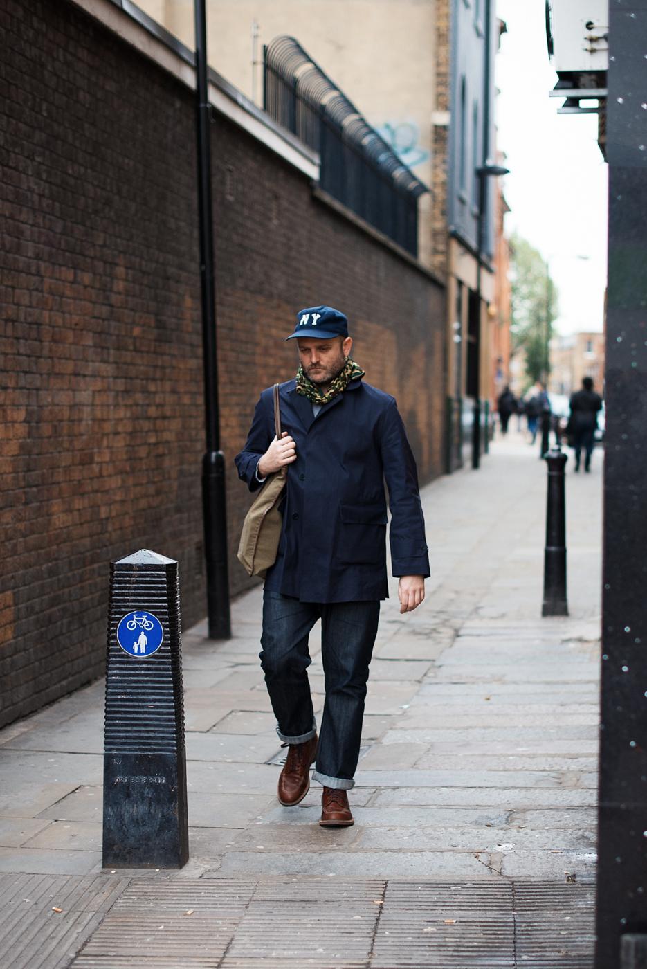 New York in London.