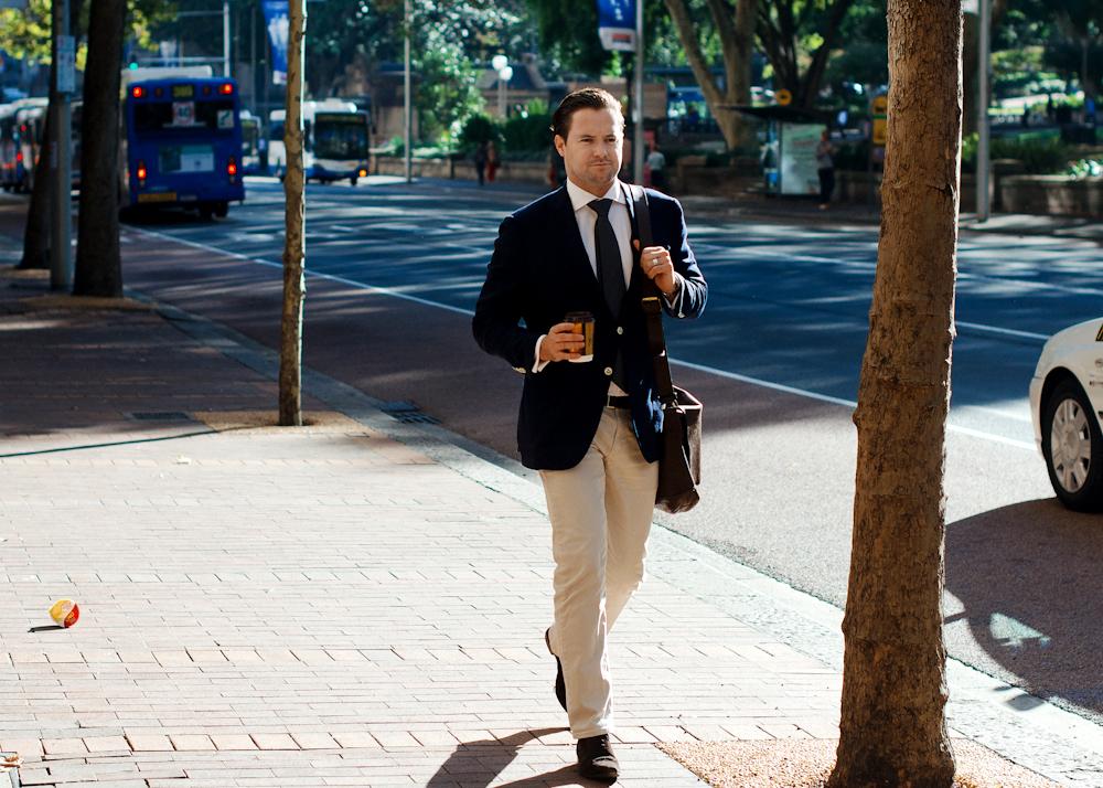 Sydney prep.