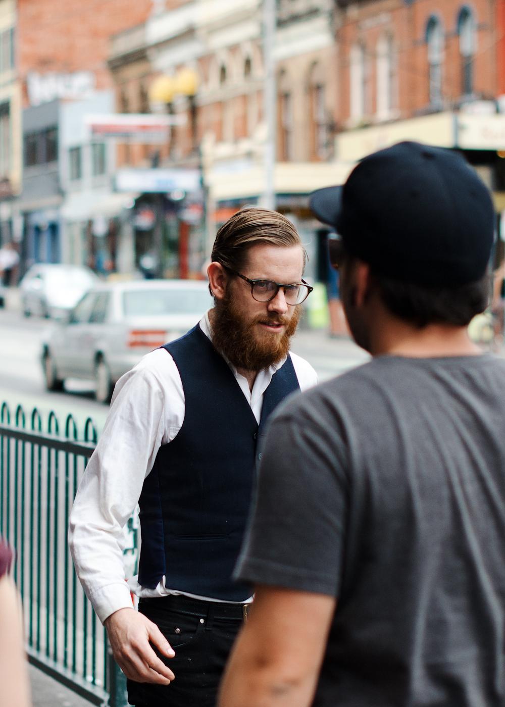 Melbourne charm.