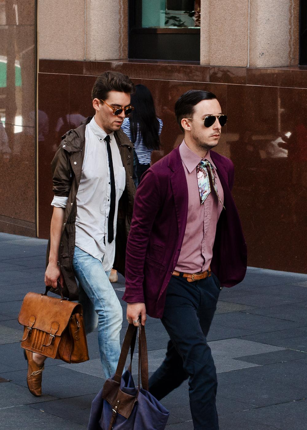 #menswear   Similar look:  ASOS Slim Fit Blazer in Velvet  .