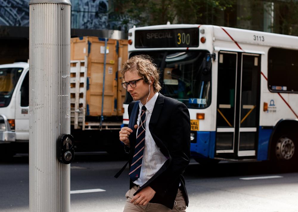 School man.   Similar look:  Black Fleece Triple Diagonal Stripe Tie  .