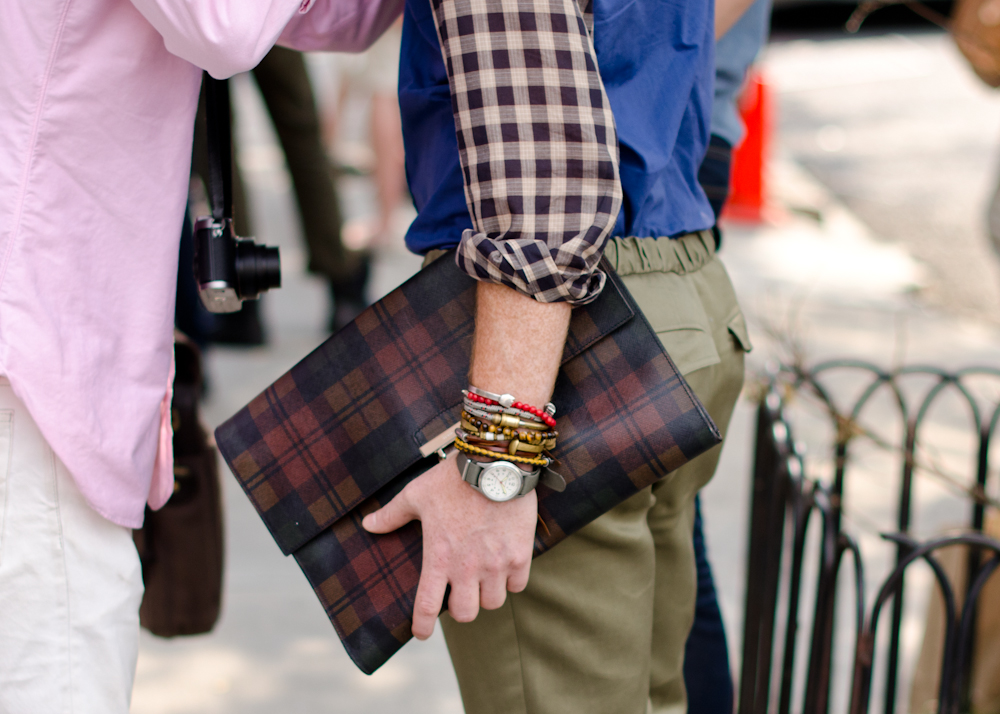 Wrist layers in Chelsea.