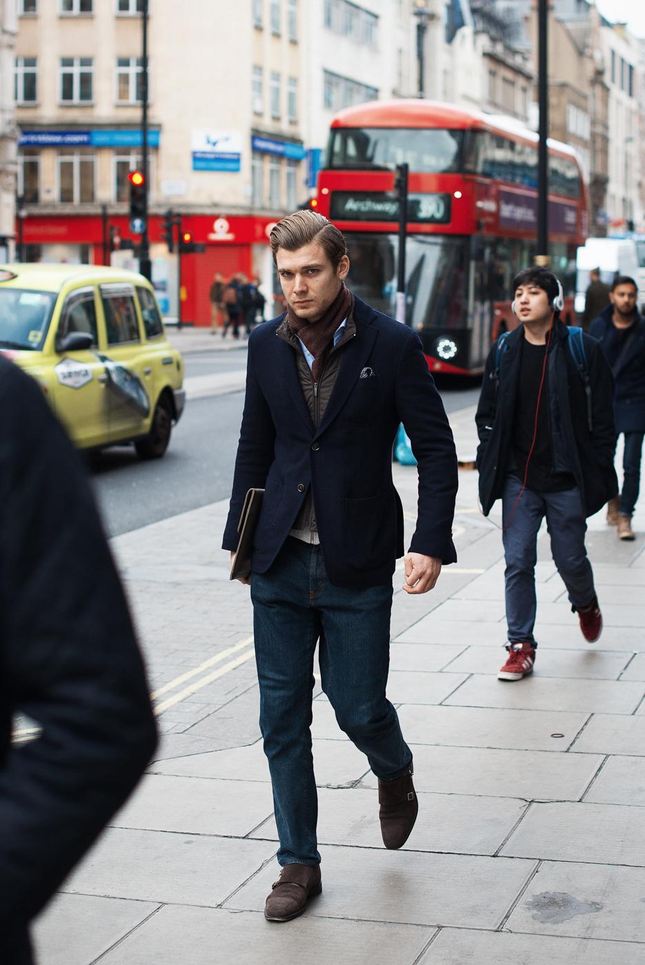 London layers.