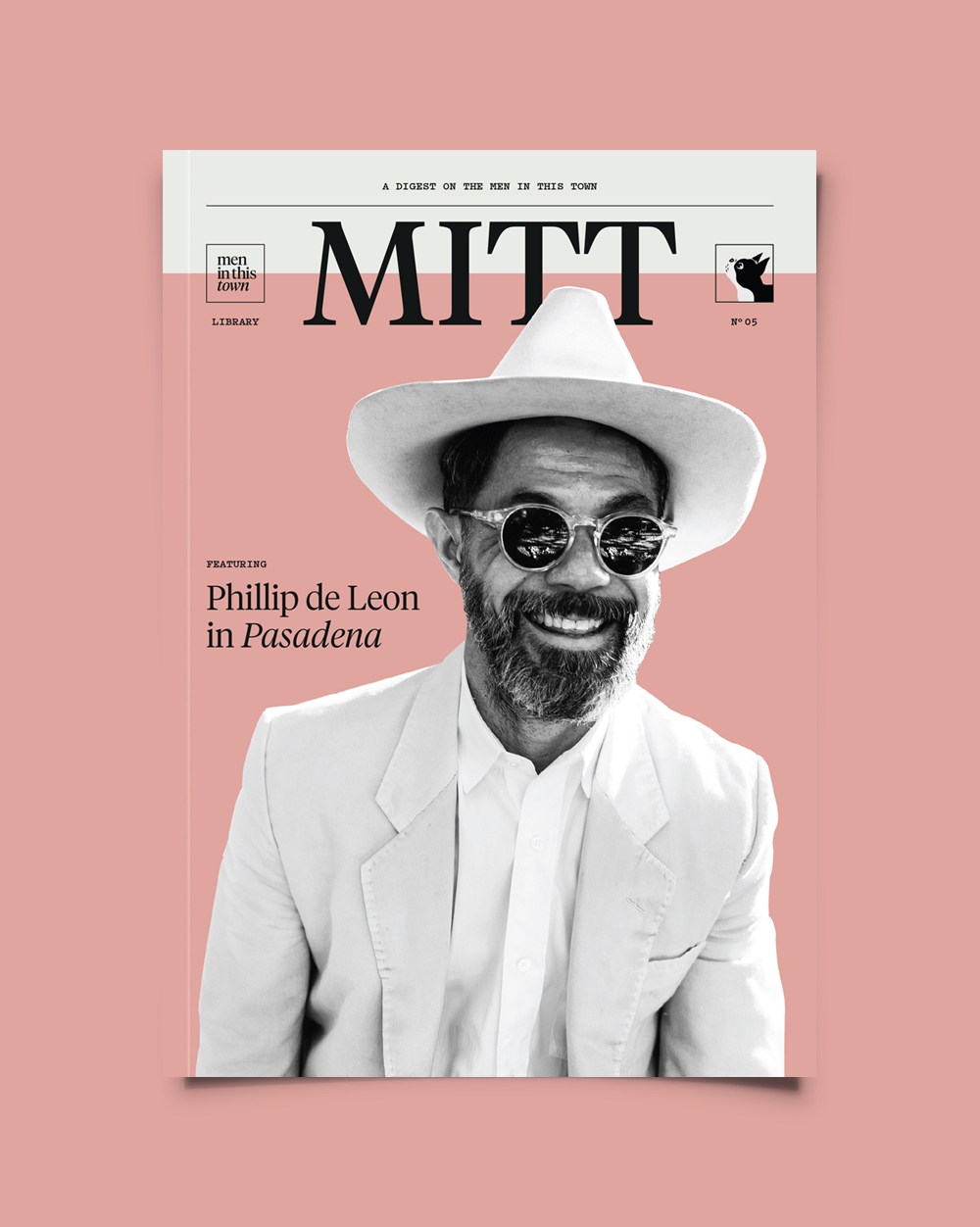 I'm so excited to finally reveal the fifth cover of   MITT   magazine, featuring  Phillip de Leon , photographed by Jeremy Perkins in Pasadena.  I cannot be more proud of this issue as a whole, with inspiring features from around the world by incredible contributors including Alan Weedon, Chris Aadland, Ryan MacDonald, Ali Asghar, François Cavelier, Katelan Cunningham, Andrew Geeves, Pakawat Hongcharoen, Kimberlee Oo and Peter Rosewarne. Thank you for making this the best issue yet!  The fifth issue is now available to   pre-order   and will be shipping out worldwide on  October 1st !