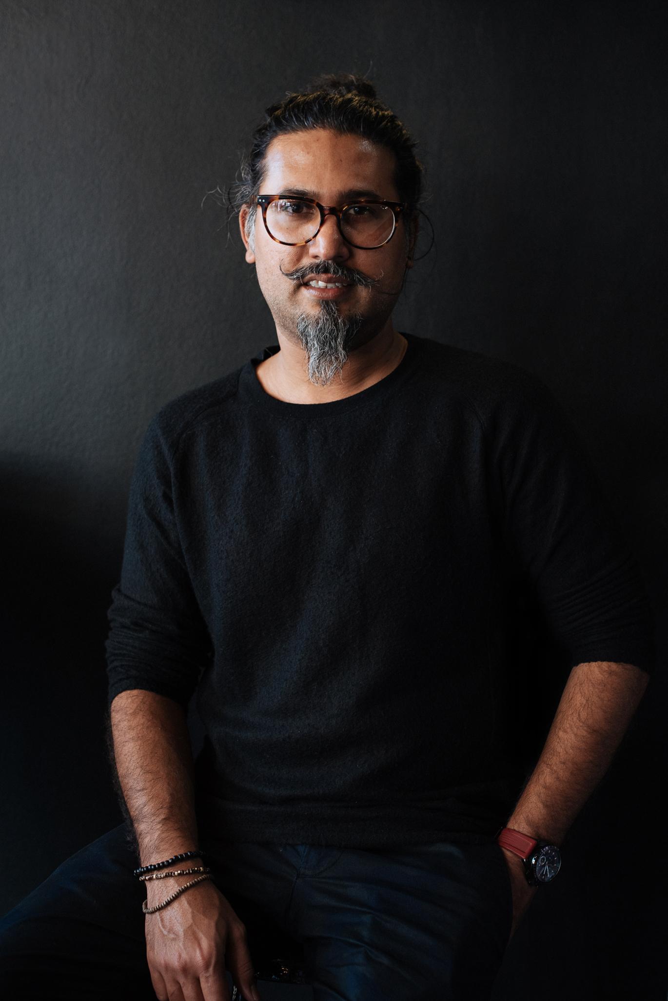 Syed Faraz Ali , captured at   The MITT Mrkt  .