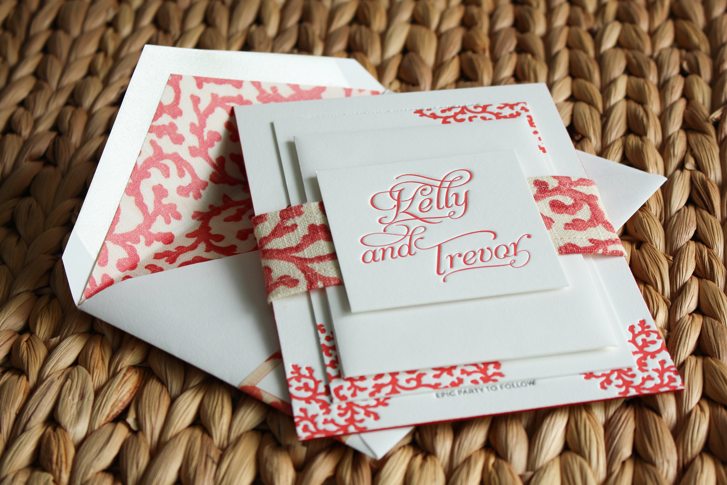 Kelly | Letterpress
