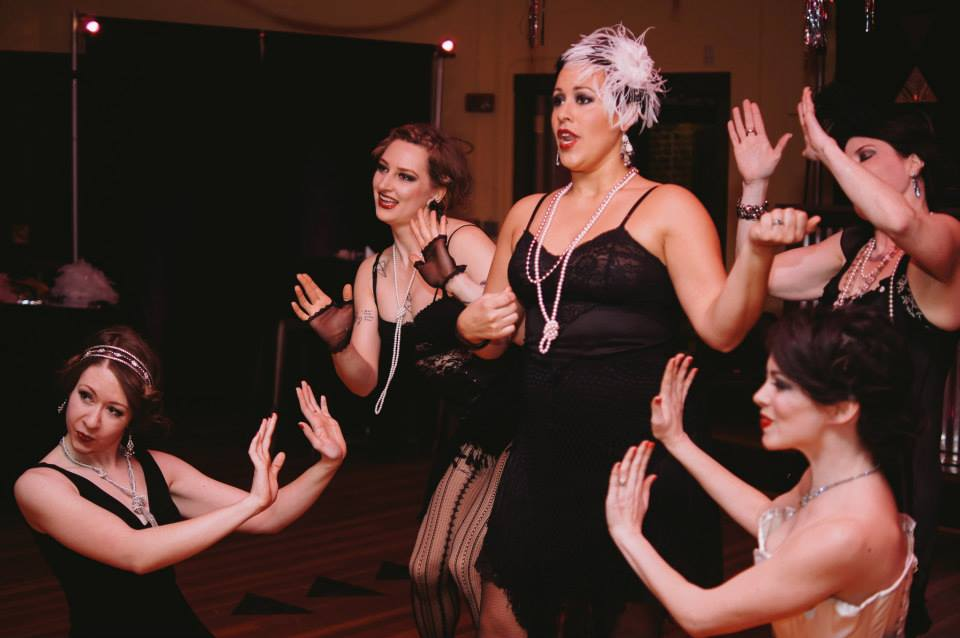 Chifferobe doing their thing! Image: Brittanny Taylor Photography