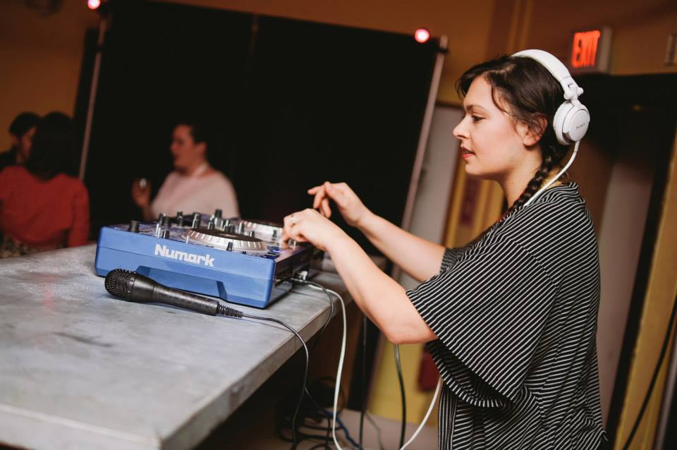 DJ La Rochelle Image:  Brittanny Taylor Photography