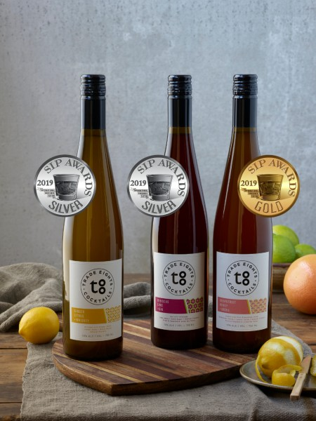 SIP Award-Winning Trade Eights Cocktails