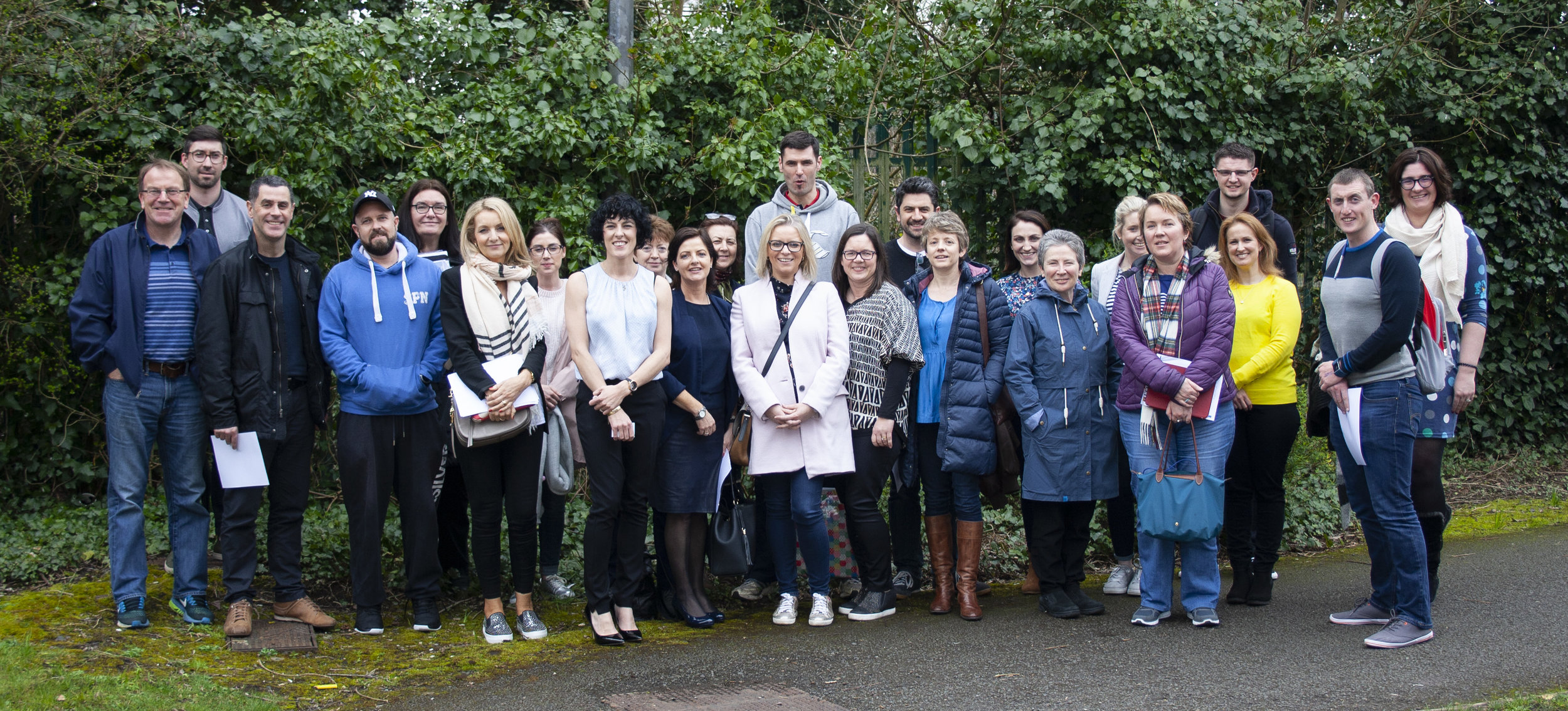 Fantastic day with those who attended the Social Media CPD in UCC. Thanks to everyone involved.