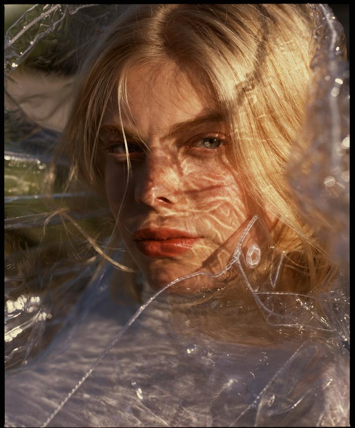 Michele Pescione,  Vogue Italia