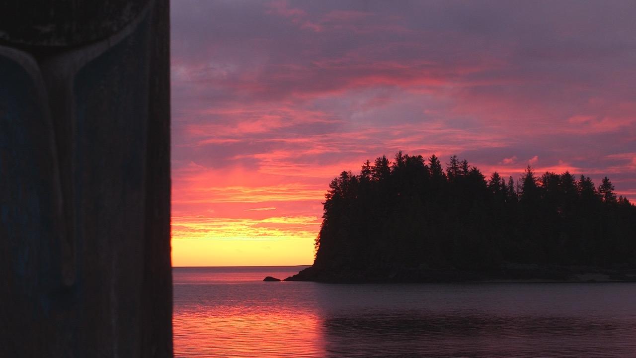 "Image from "" Haida Gwaii "" courtesy of  Shore Films"