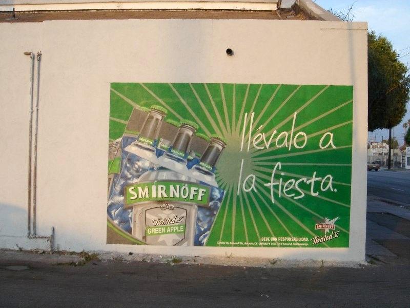 SMIRNOFF AD 2003