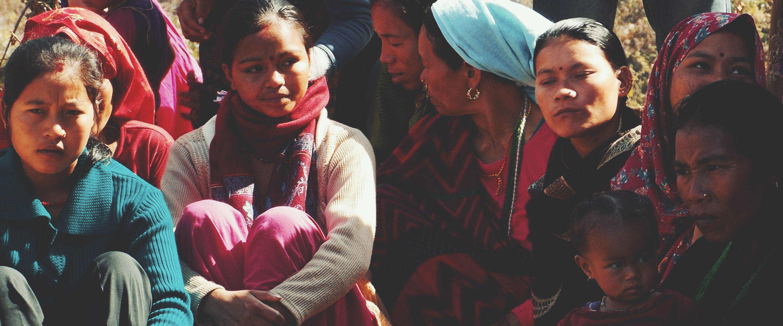 Nepal. Empowerment of women and girls is perhaps the single, most powerful strategy t0 drive achievement of the SDGs/Agenda 2030. But there is still much work ahead to develop and articulate the evidence informing effective and sustainable empowerment.   [Photo credit: David R Curry]