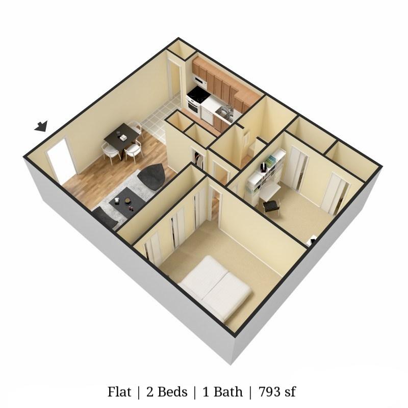 FLAT 2 bed 1 bath 973 sq ft.jpg