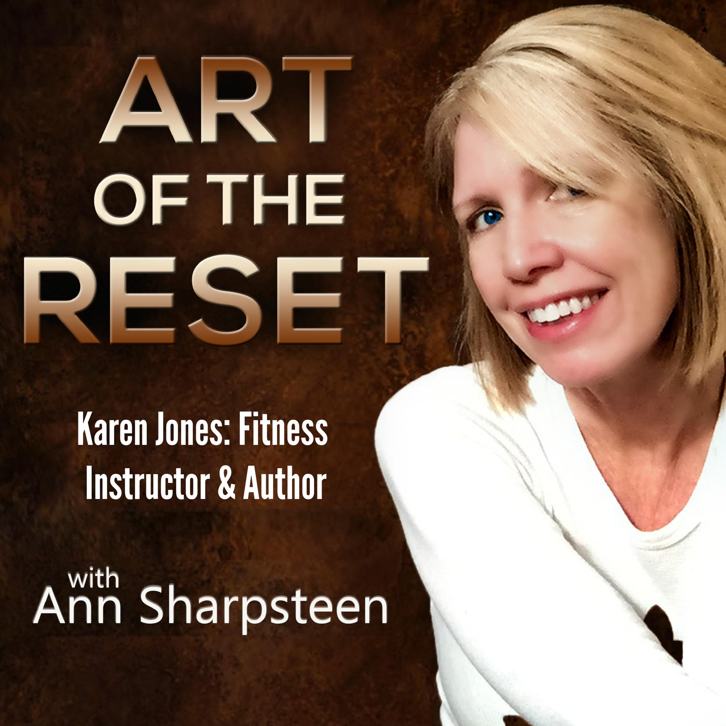 Karen Jones, Fitness Instructor & Author, %22Happy You Happy Body%22.png