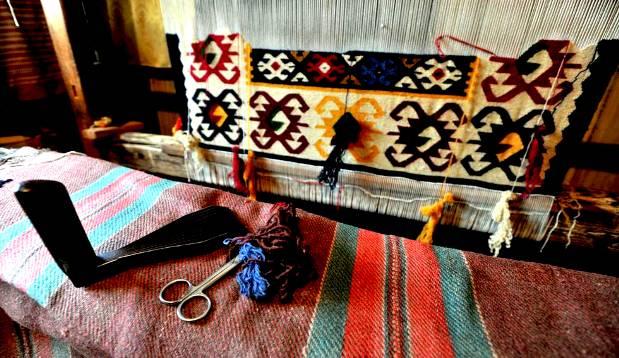 Learn The Art Of Weaving