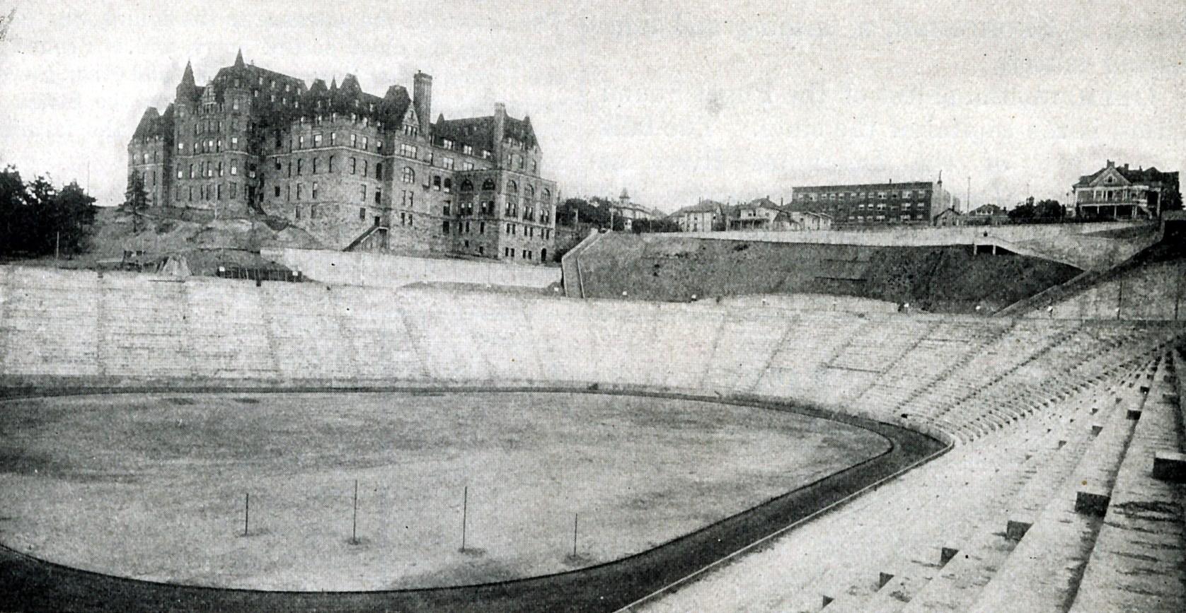 Stadium High School, 1910s