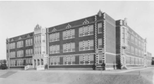 Garfield High School, 1920s