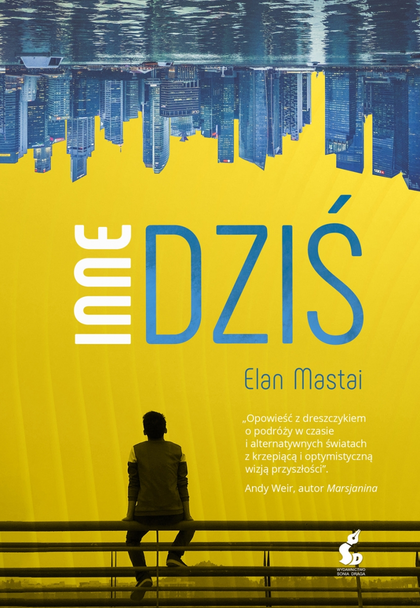 """The Polish cover for """"Inne Dzis"""""""