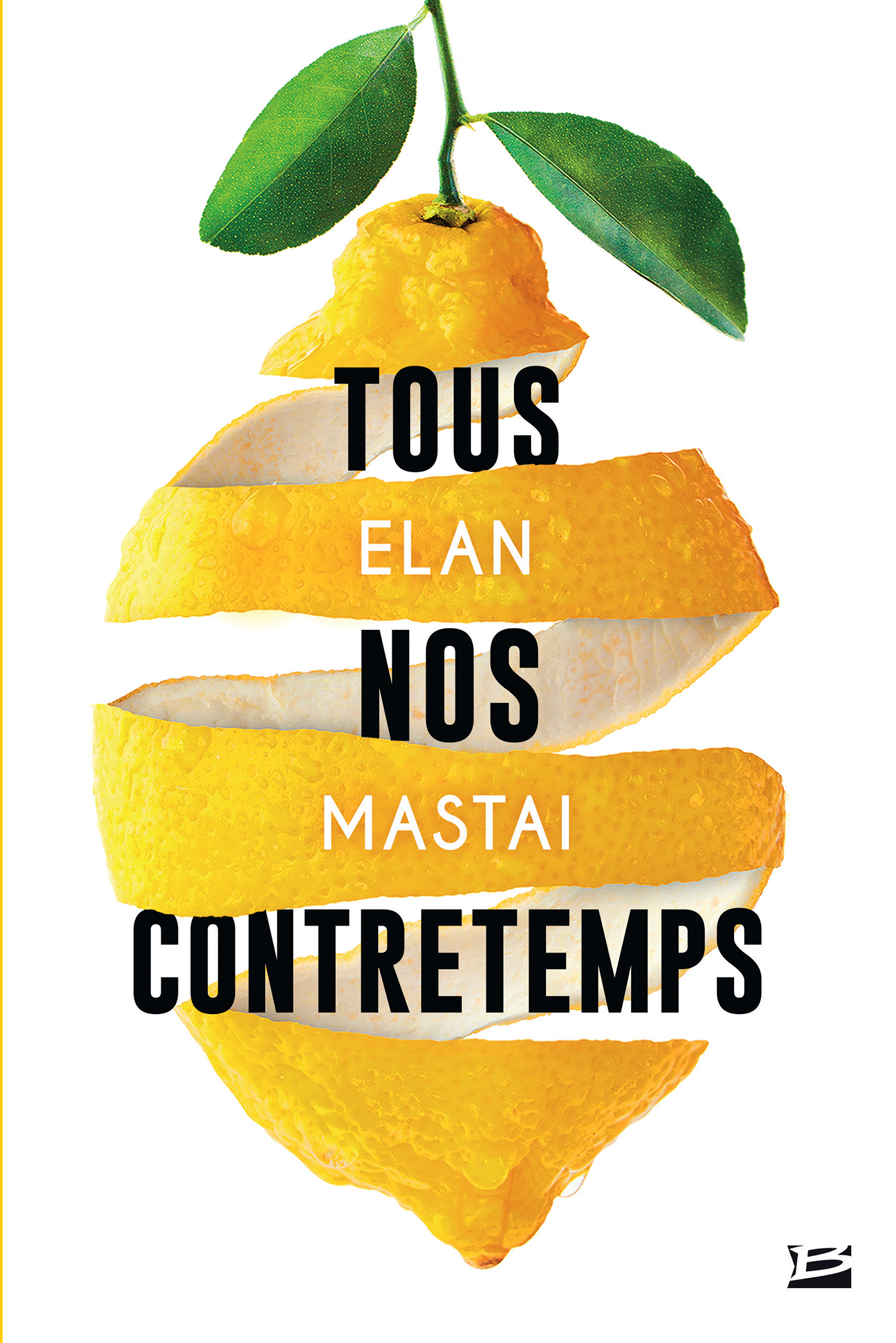 """French cover for """"Tous nos contretemps"""""""