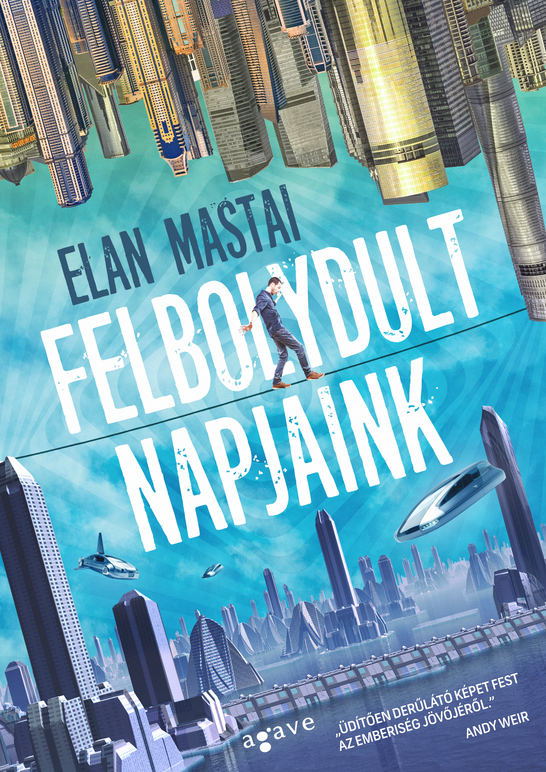 """Hungarian cover for """"Felbolydult Napjaink"""""""