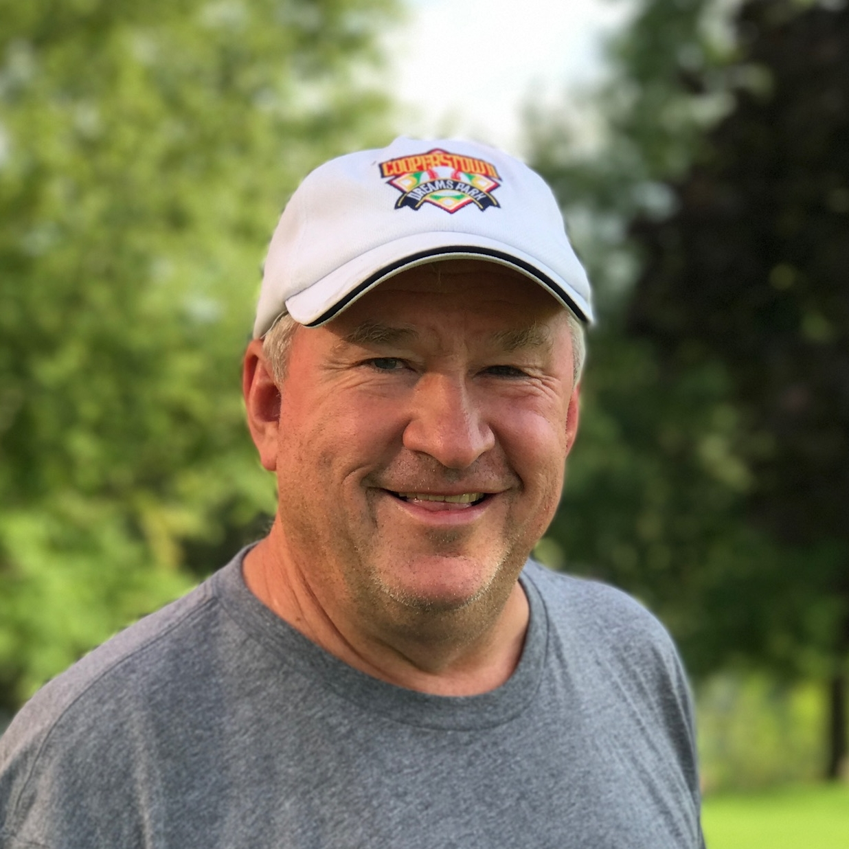 Tim Davis - Past President