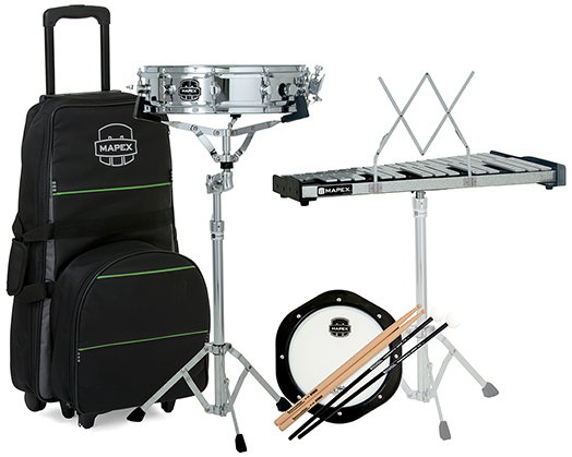 Mapex MCK1432DP Bell and Snare Kit