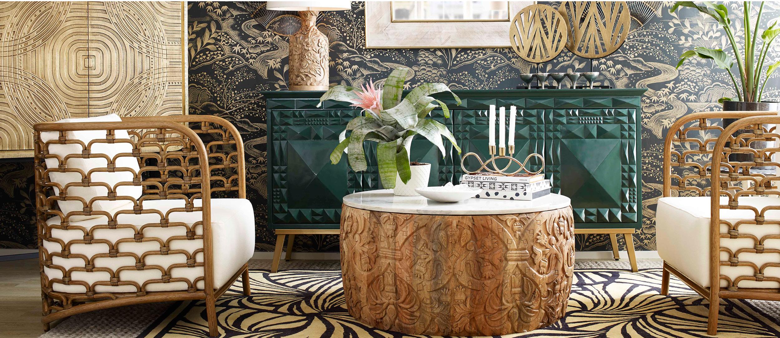 Selamat Designs X Morris & Co.  -