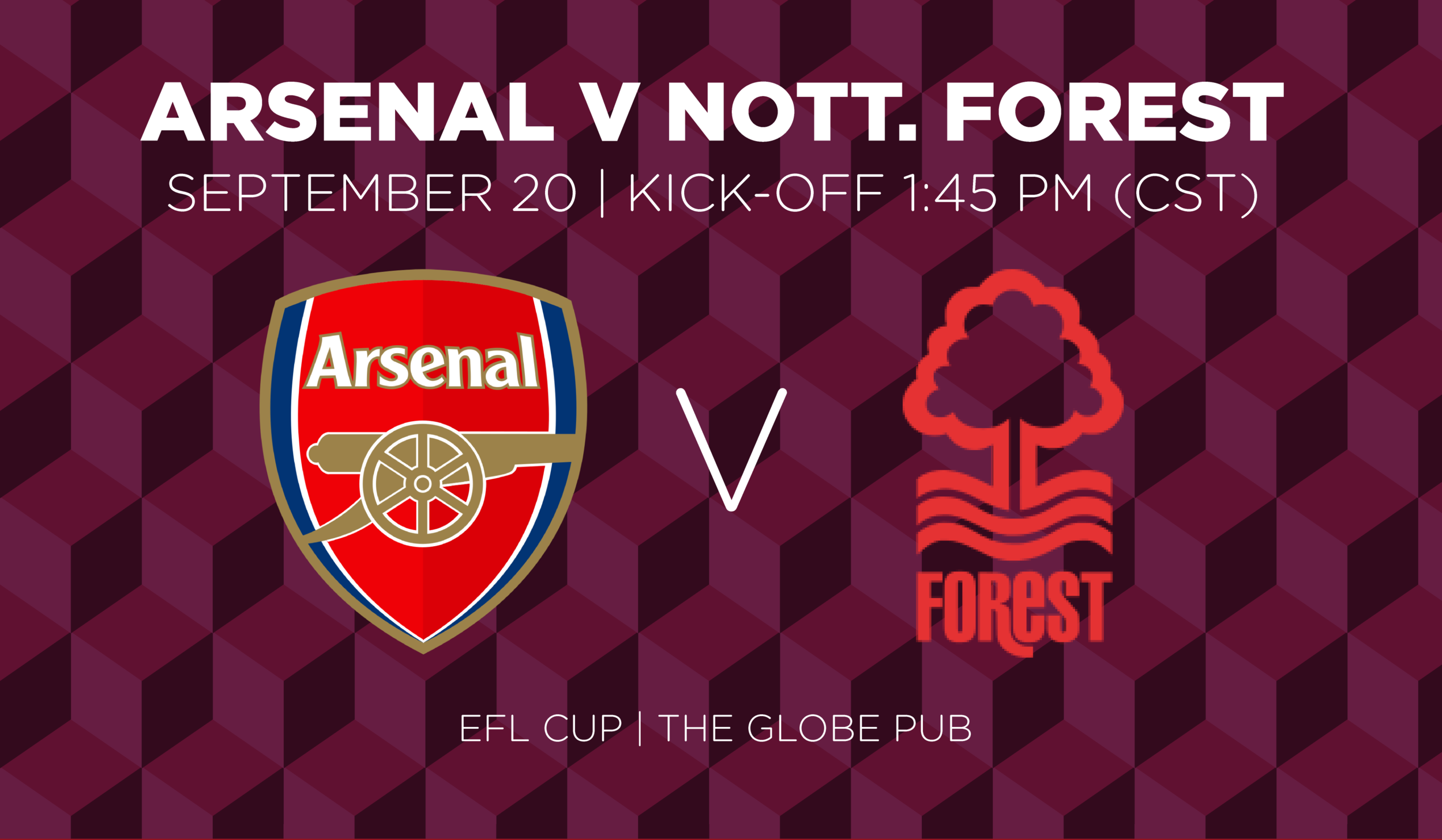 Arsenal V Nottingham Forest