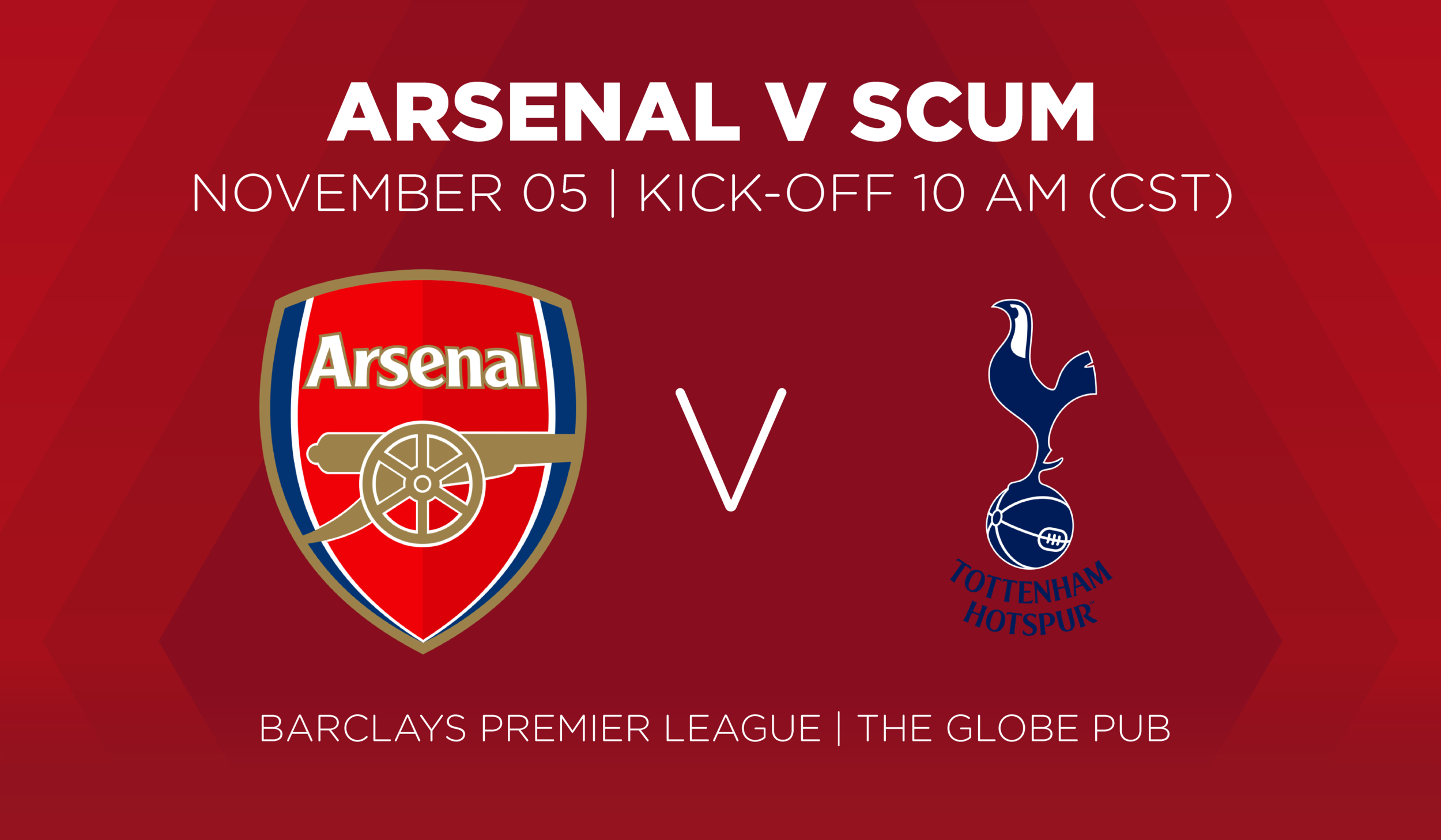 Arsenal V Scum