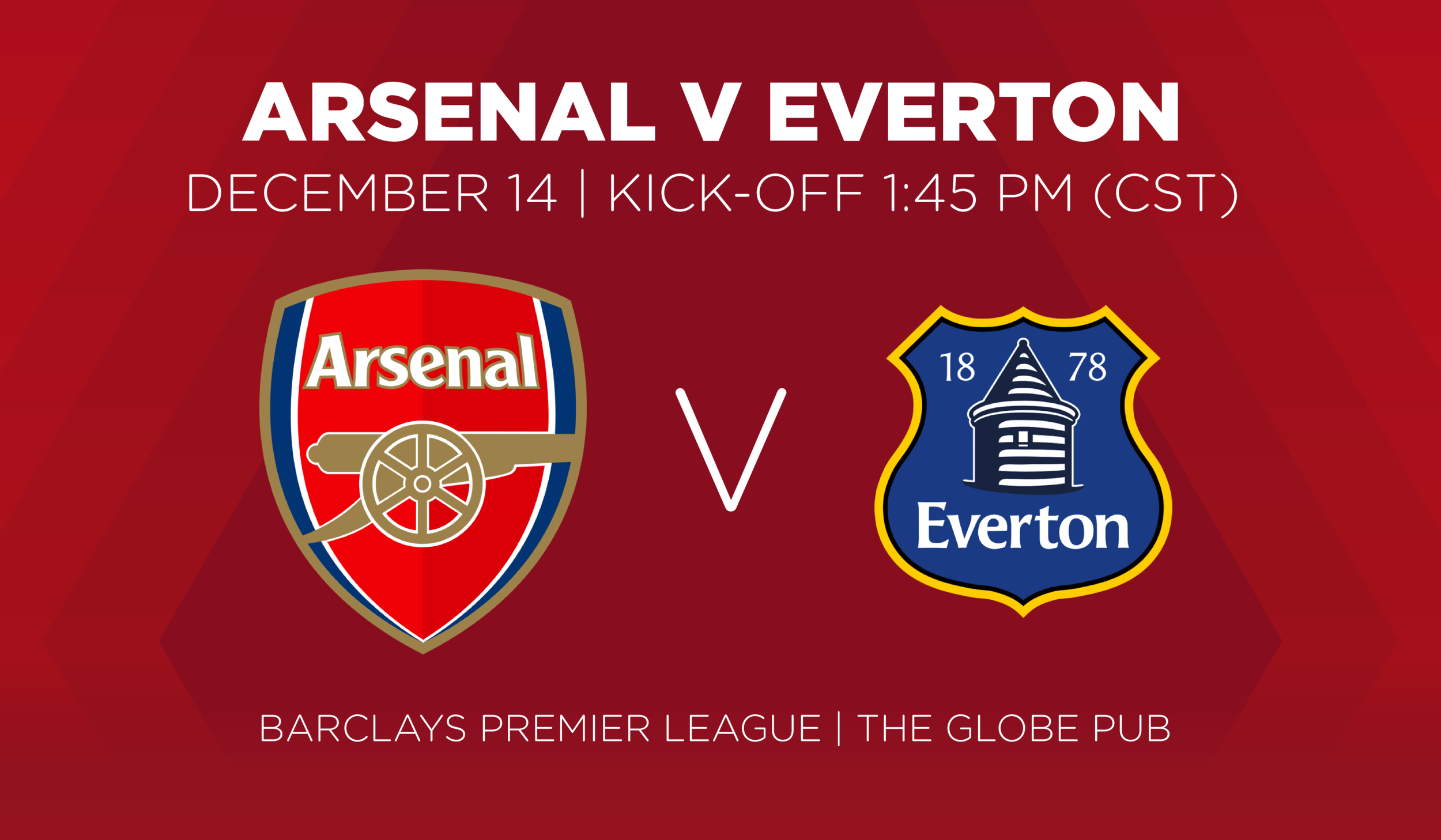 Arsenal V Everton