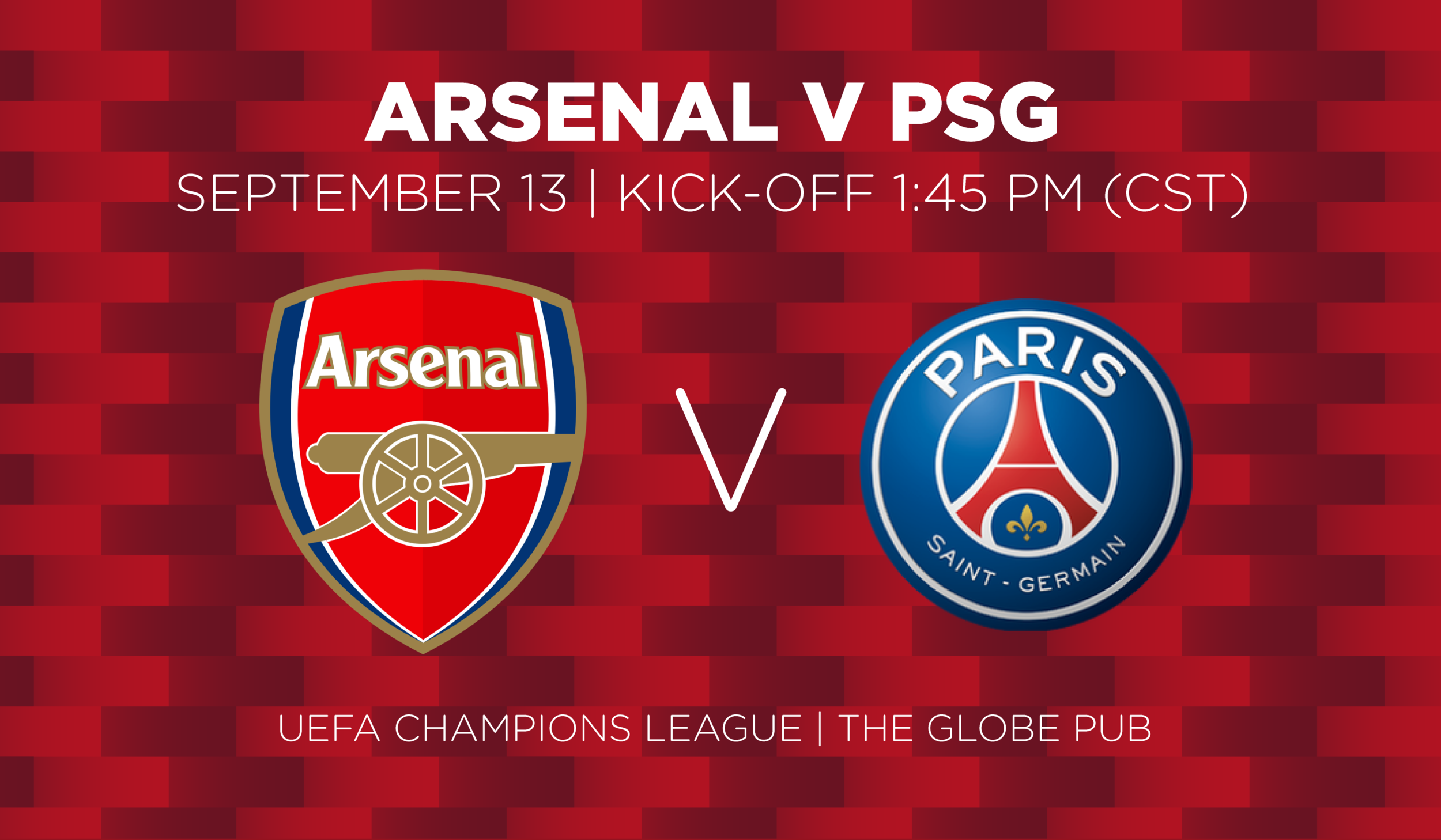 Arsenal V PSG