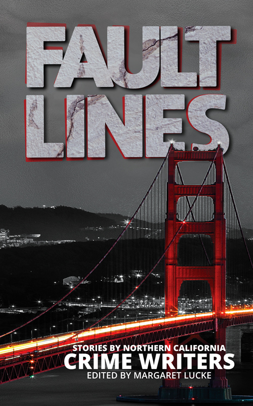 Fault Lines: Stories by California Crime Writers - A burglary in a sleepy California cul-de-sac goes horribly wrong in my story,